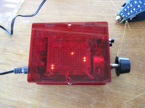 Arduino, LoL Shield & SAFE Pong by Mike Z